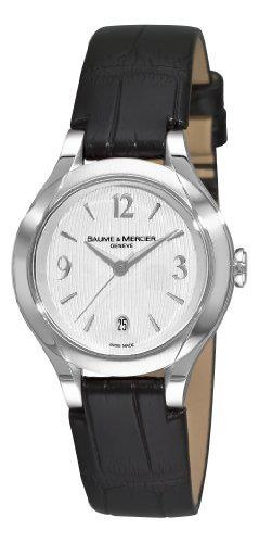Best Awesome Watch 9: Baume & Mercier Women's 8768 Iliea Swiss Watch, via Awesome Watch Luxury Reviews https://www.facebook.com/bestluxurywatcheslove