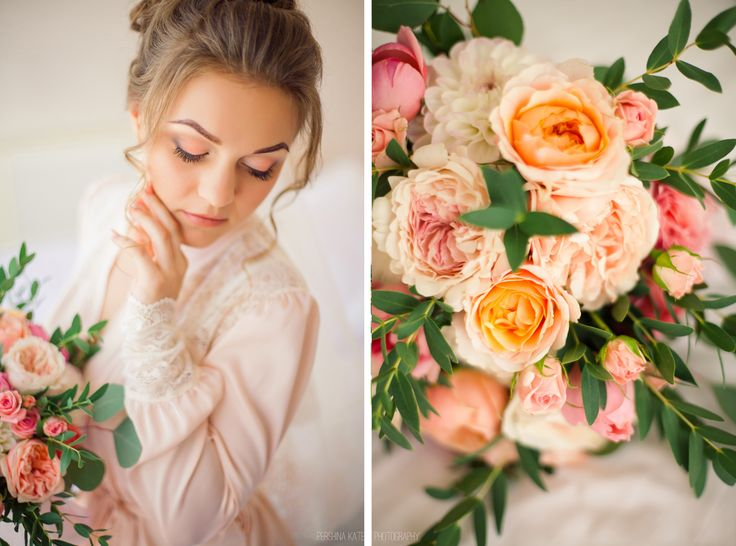 Peach morning. Kate Pershina Photography https://mywed.ru/ru/photographer/per4inka/