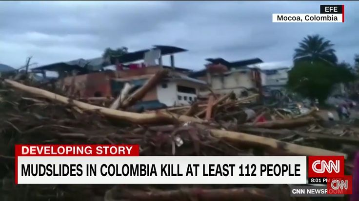 #columbia #landslide In Colombia; history is repeating itself. Following the cats and dogs rain that showered Colombia on Friday which resulted to mudslides.   #accident #colombia #landslide #Macao #mudslides #us news. usa