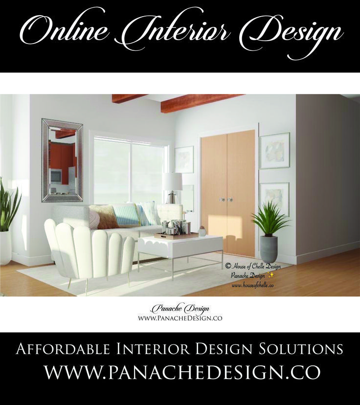 Have you considered online interior design? With an online ...