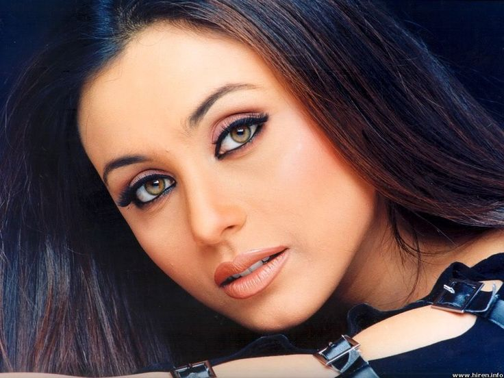 Rani Mukherjee is one of those rare flawless beauties