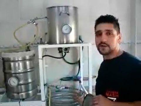 Video donde se describe como hacer cerveza artesanal.. a petición Victor Rangel...