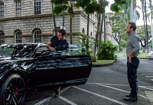 Exclusive Hawaii Five-0 First Look: See Danny's Hot New Ride!