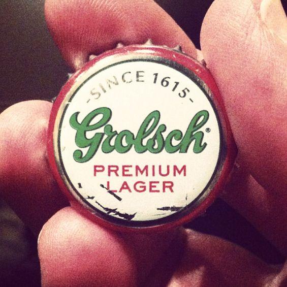 Grolsch Premium Lager • Holland