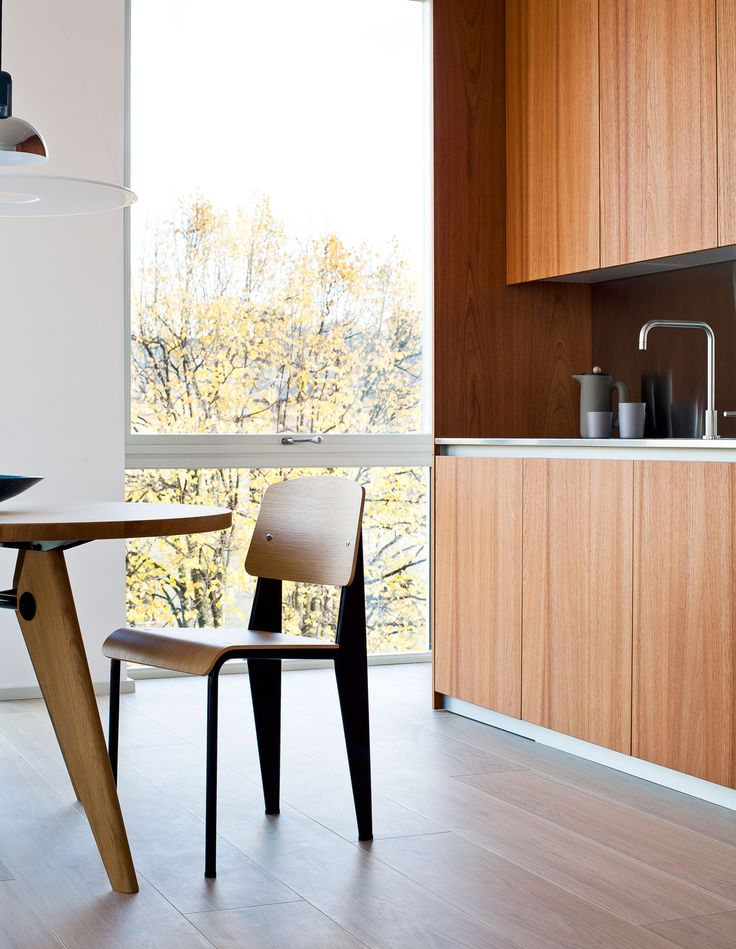 Oscar Properties: Lyceum Zootomiska #oscarproperties kitchen, interior, wood, design, architecture, inspiration