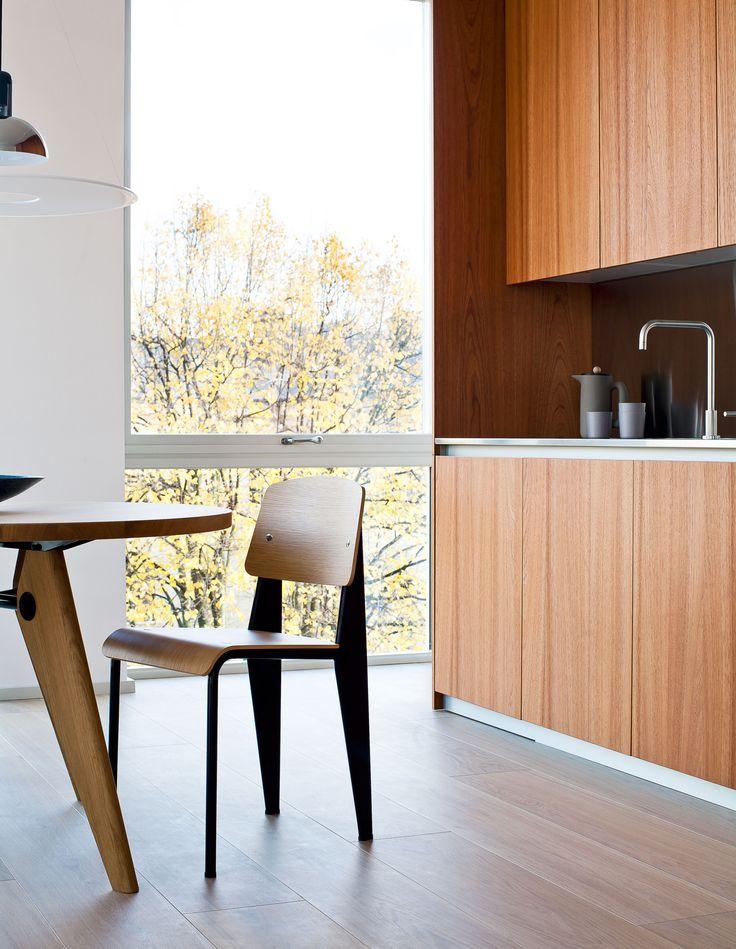 Oscar Properties: Lyceum Zootomiska #oscarproperties kitchen, interior, wood, design, architecture, inspiration