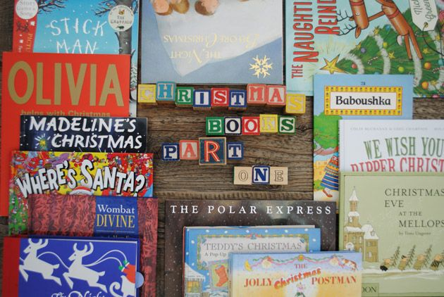 A Very Merry Christmas Booklist via Playful Learning  I'm determined to have a Merry Aussie Christmas this year