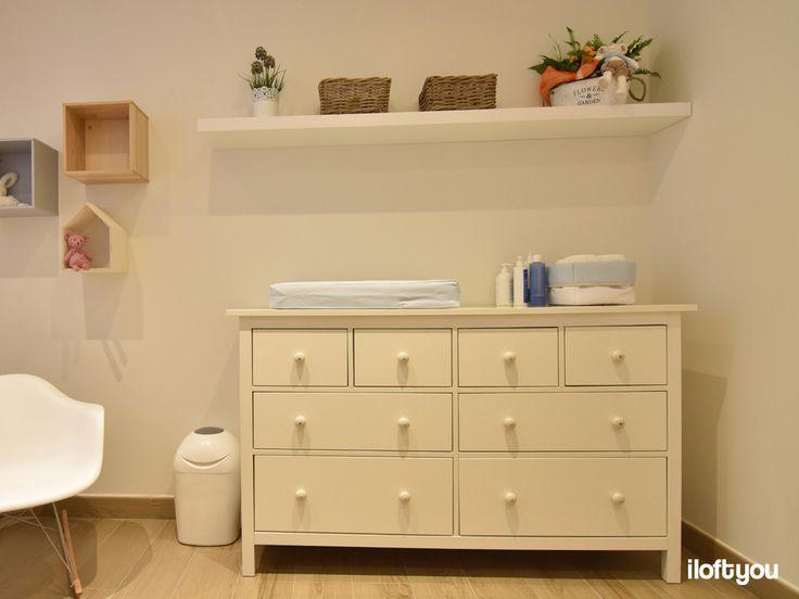 #iloftyou #interiordesign #barcelona #ikea #ikealover #ikeaaddict #sarrià #kidsroom #kidsbedroom #lack #vislumbra #hemnes #eamesarmchair #forhoja