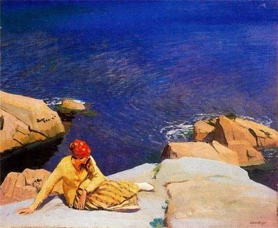 Another   Dame Laura Knight, wonderful color