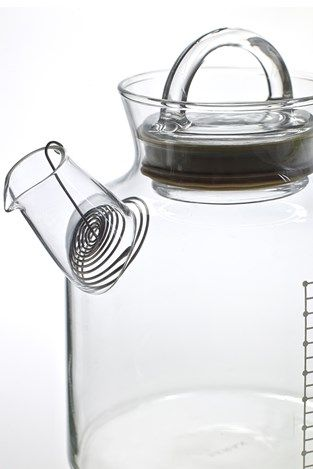 glass teapot medium 800ml