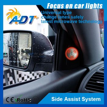 For BMW X1 X3 X4 X5 X6 BSM Car Blind Spot Detection Universal Rear View Sensor Safety Monitoring System