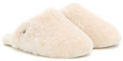 UGG Australia Fur Slippers