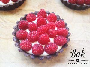 Baktherapie.nl - Chocolade Frambozentaartjes recept - A Nigella Lawson Recipe