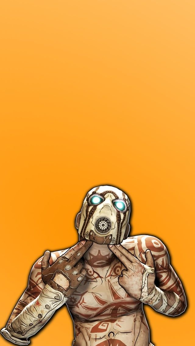 Borderlands 2 Iphone Wallpaper 1600x1200 Video Games
