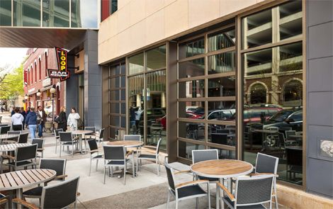 17 Best Images About Restaurant Garage Doors On Pinterest