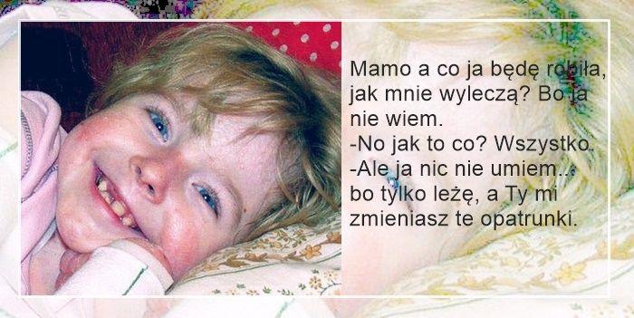 Zuzia, dziewczynka w skórze utkanej z cierpienia: Fundacja Siepomaga zbiera w Siepomaga.pl