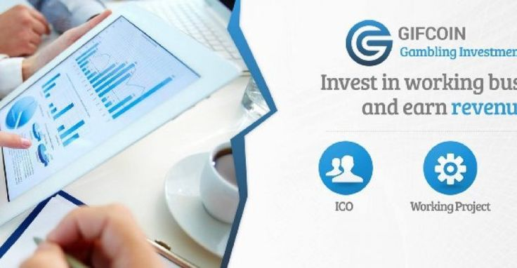 GIFCOIN-REAL GAMBLING INVESTMENT FUND AT YOUR DOORSTEP