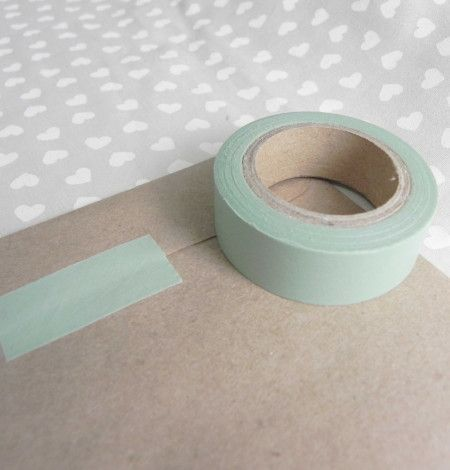 Washi tape lisa menta
