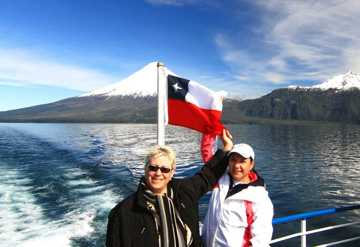 Yes we are in Chile. Photo by Cruce Andino.  Booking: www.visitchile.cl