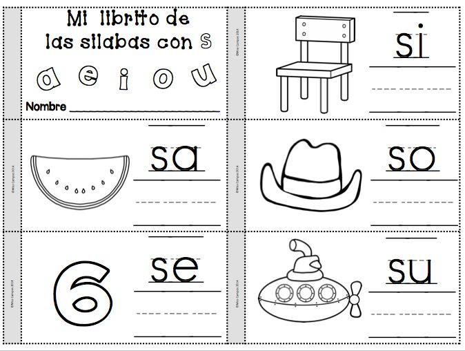 Spanish syllables worksheets free further solving radical equations
