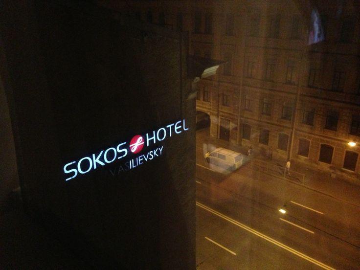 Solo Sokos Hotel Vasilievsky on kerännyt Foursqueressa roiman annoksen pelkkiä kehuja - paikassa Санкт-Петербург