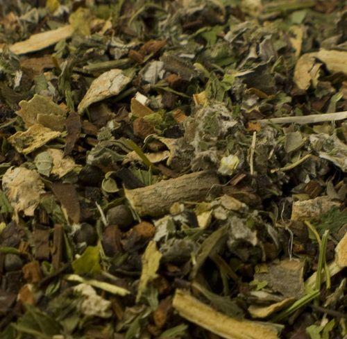 how to make cramp bark tea