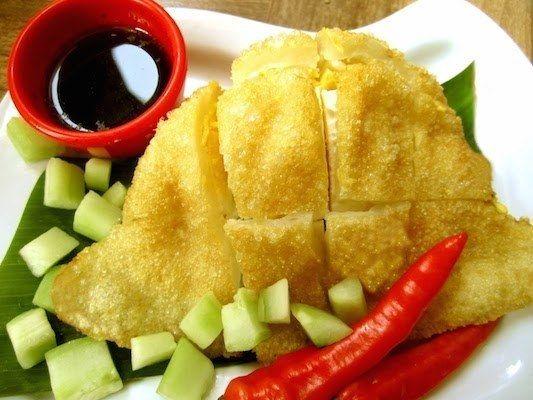 16. PEMPEK   Community Post: 20 Indonesian Foods That You Should Eat Before You Die