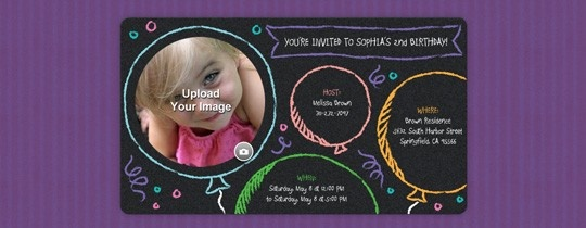 Free E Invitations For Kids Birthday