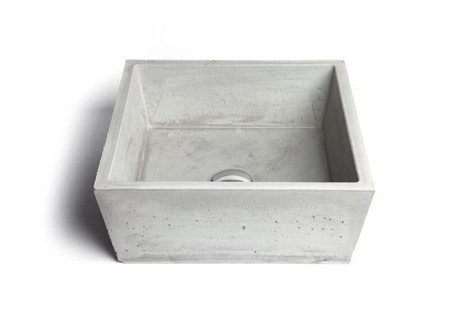 concrete sink conicis 40 URBI et ORBI Design 2013