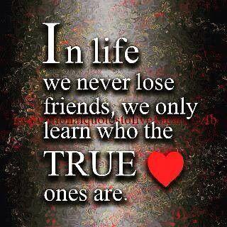Sanna vänner