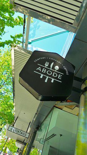 ABODE Restaurant Renovations - Blue Horizon Hotel 1223 Robson Street Vancouver, B.C.