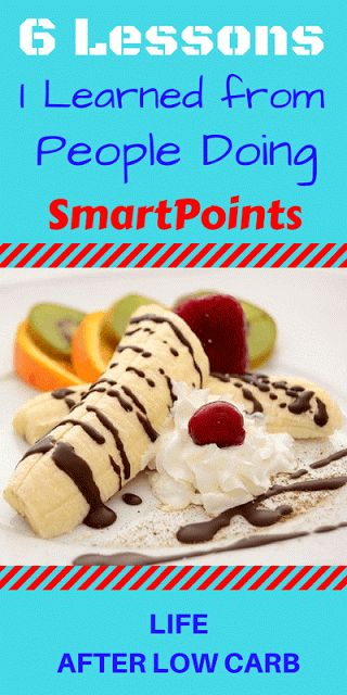 6 Lessons I Learned from People Doing Weight Watchers' SmartPoints Program
