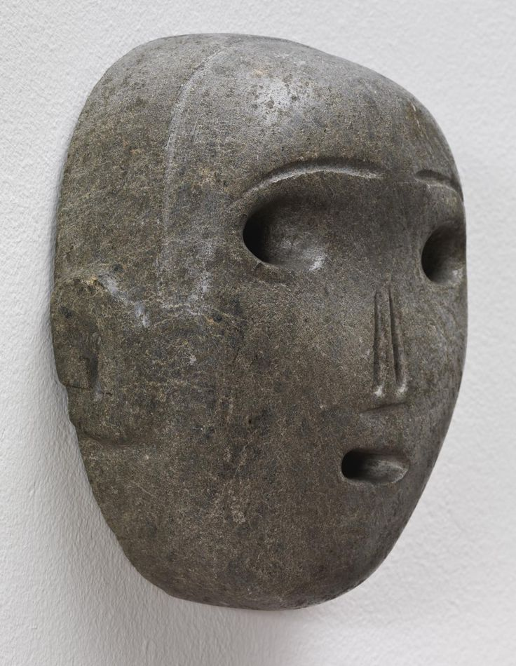 Henry Moore OM, CH, 'Mask' ?1928 (Henry Moore: Sculptural Process ...