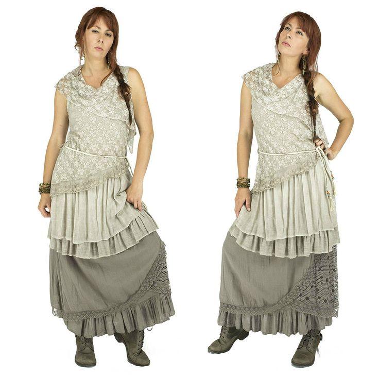 Robe gypsy chic