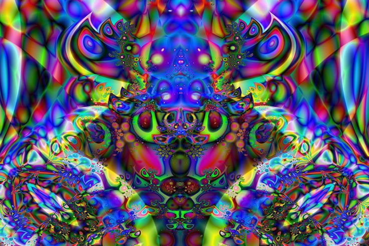 art aliens psychedelic - photo #10
