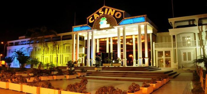 #Casino de Arica in Northern #Chile - #Pinterest-Casinos-About-Chile