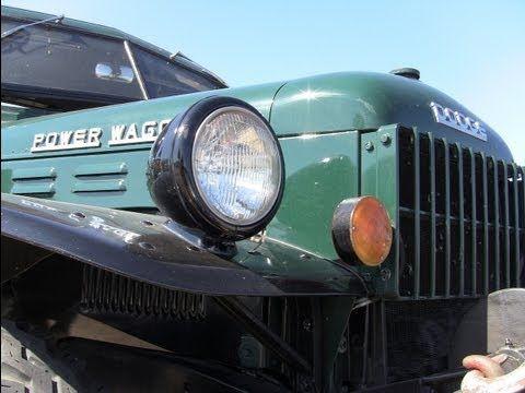My 1964 Dodge W500 Power Wagon Maxim Fire Truck | Autos Post