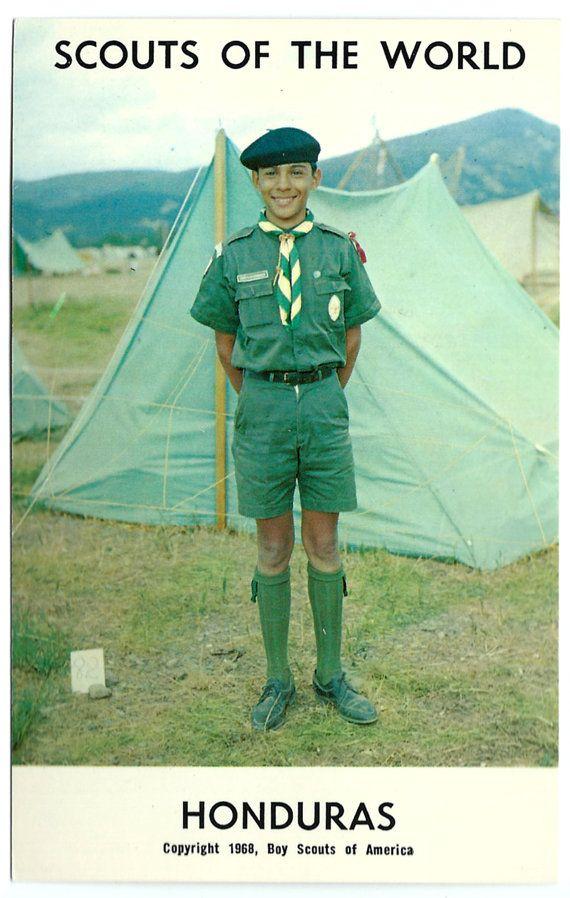 British Boy Scouts