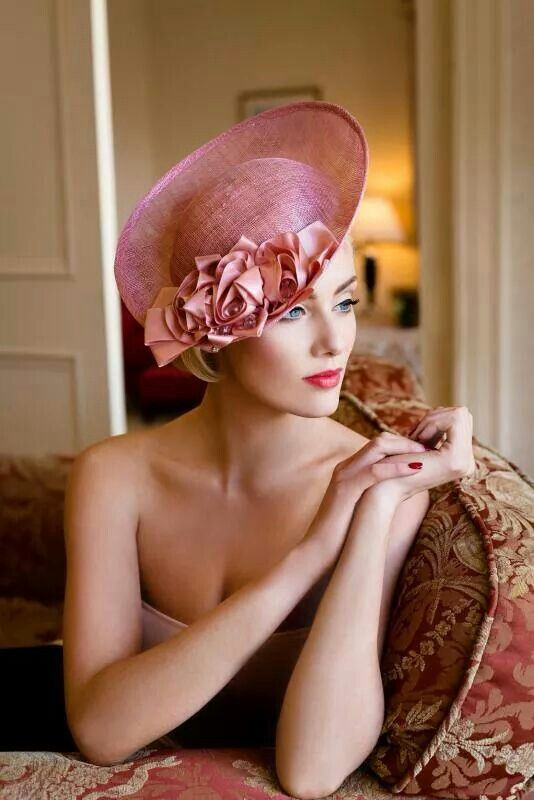 Michael Mullins Millinery, 2014. #passion4hats