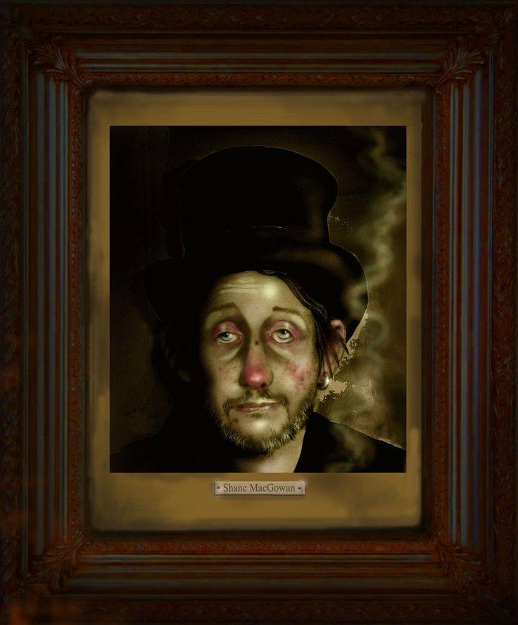 Screaming Demons Art: Graphic Artist - digital painting   Portraits