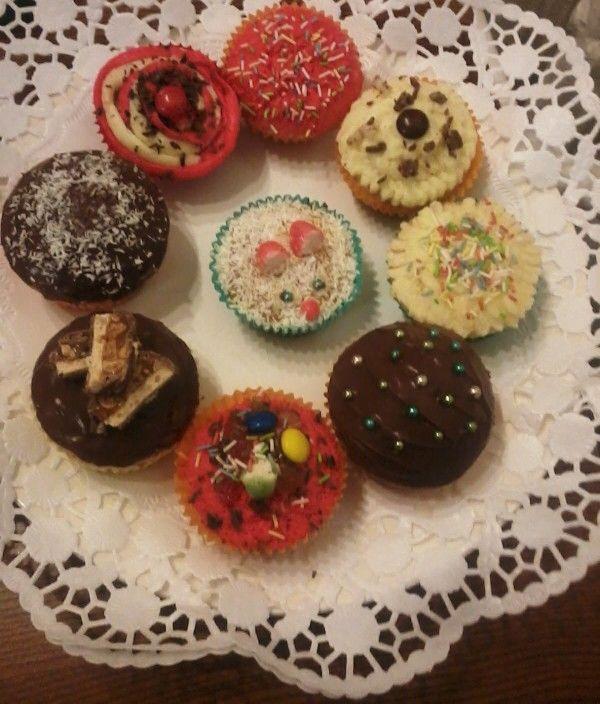 Cupcakes .... mmm...