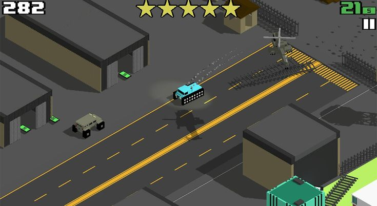 ApkLio - Apk for Android: Smashy Road : Wanted v1.1.1 apk