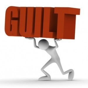 How Guilt Complicates Life Transitions