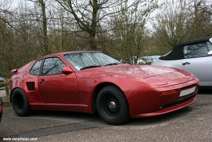 Porsche 944 By Strosek Things That Go Vroom Pinterest
