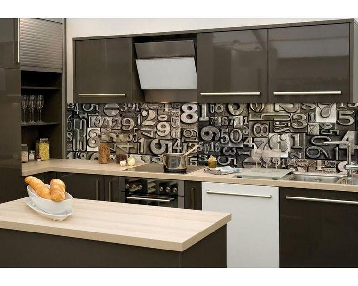 Außerdem Haben Küchenrückwände Eine Sehr Praktische Nutzung. Dank  Laminierung Dienen Als Moderner Spritzschutz.