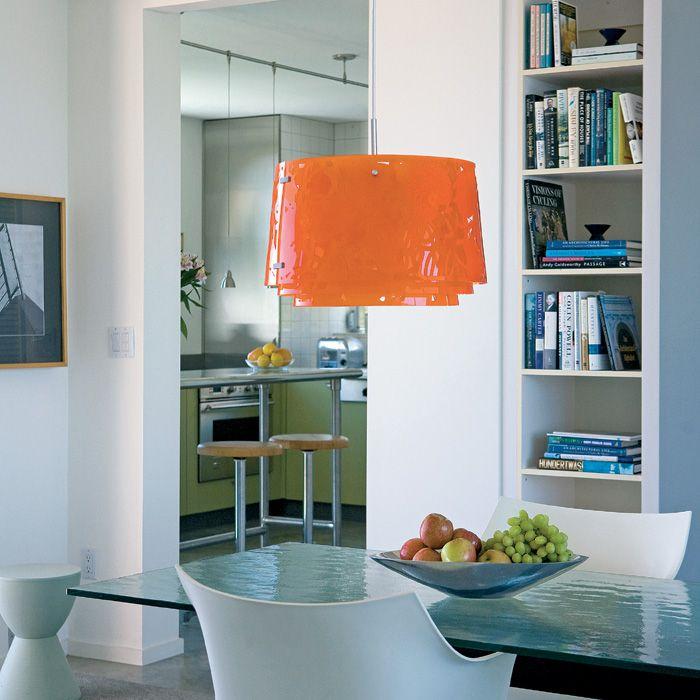 Juicy Orange Collage Pendant Light. #Pendantlight #Lighting http://www.shelights.com.au