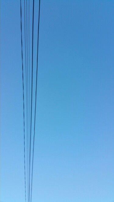 Lines in the skies
