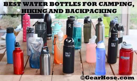 Invest in a good personal water bottle that you can carry along on your next outdoor trip. We review some of the best water bottles in the market.
