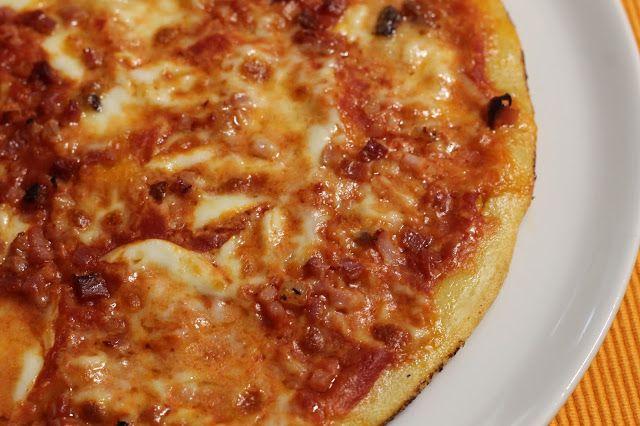Dal ricettario di Roberta: Pizza a lunga lievitazione con farine naturali!