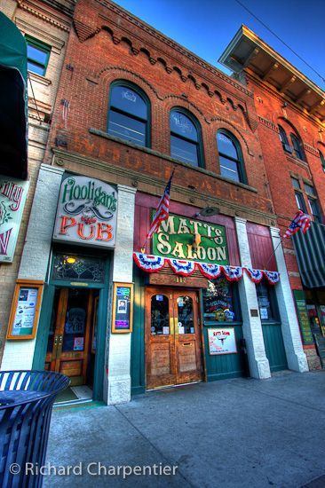 Whiskey Row - Prescott, AZ: Lots of interesting shops in one of my favorite AZ cities